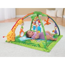 TAPETE RAINFOREST FISHER PRICE