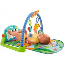 TAPETE GINÁSIO COM PIANINHO - FISHER PRICE