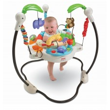 JUMPEROO ZOO FISHER PRICE
